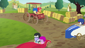 Applejack and Apple Bloom in track intersection S6E14.png