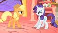Applejack dares Rarity to go outside S1E08.png