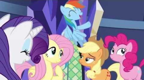 Arabic My Little Pony Make This Castle A Home - Reprise HD