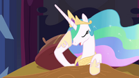 "Celestia ""just had the most terrible dream"" S4E25"
