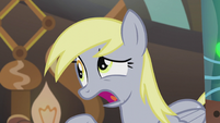 Derpy -instead of tomorrow's!- S5E9