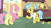 """Dr. Fauna """"a snake wants to slither in"""" S7E5"""