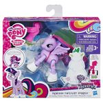 Explore Equestria Twilight Sparkle Ice Skating packaging