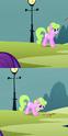 FANMADE Earth pony using levitation S1E8