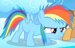 Filly Rainbow Dash S1E23