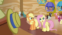 Fluttershy --so many other friendship problems-- S6E20