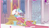 MLP theme song Hasbro video player
