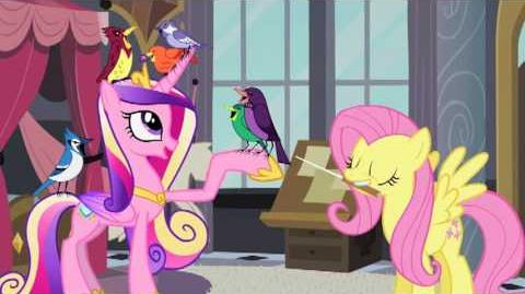 My Little Pony - Casamento Real