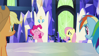 """Pinkie """"make ponies laugh in person"""" S9E14"""