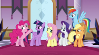 Pinkie Pie -defeat King Sombra!- S9E2