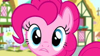 Pinkie Pie -thanks... I guess-- S4E12