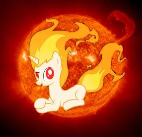 Pizap.com rey del sol