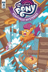 Ponyville Mysteries issue 4 cover B