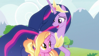 "Princess Twilight ""how I used to wonder"" S9E26"
