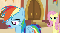 """Rainbow """"first few games without me"""" S9E6"""