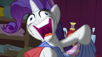 Rarity gone deranged S7E14