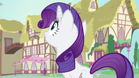 Rarity who is it S3E13