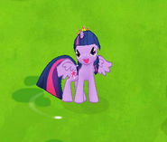 Screenshot Twilight Sparkle (Alikorn)