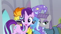 Starlight -everything should run smoothly- S8E15