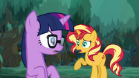 """Sunset Shimmer """"that wasn't quicksand"""" EGSB"""