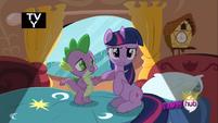 Tienes razon Spike