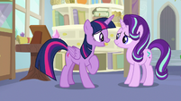 """Twilight """"I'll always be available to help"""" S9E20"""