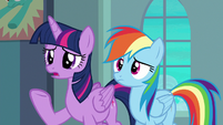 "Twilight ""why are you doing this for him?"" S6E24"