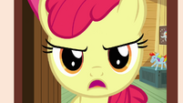 Apple Bloom isn't convinced S03E11