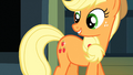 Applejack 'Neither of you have your Cutie Mark' S3E4.png