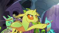 "Changeling 1 ""that's an understatement"" S7E17"