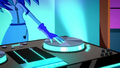 DJ Pon-3 spinning a new vinyl record SS3.png