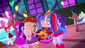 Mane Six taking props from Pixel Pizzaz SS2.png