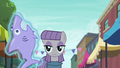 Maud Pie looking at rubber shark S6E3.png