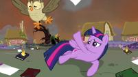 Owlowiscious flies away S4E26