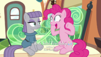 "Pinkie Pie ""We don't have to decide right now"" S7E4"