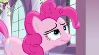 Pinkie Pie daydreaming about frosting S4E1