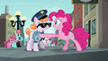 Pinkie Pie shaking the police officer S6E3.png