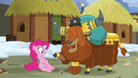 Prince Rutherford -yak got pink pony good- S7E11