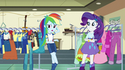 "Rainbow Dash ""You really didn't have to"" EG3"
