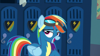 Rainbow Dash -of course I have!- S8E5