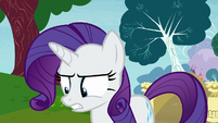 Rarity -I guess duty calls- S7E6