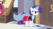 Rarity must get back S2E9