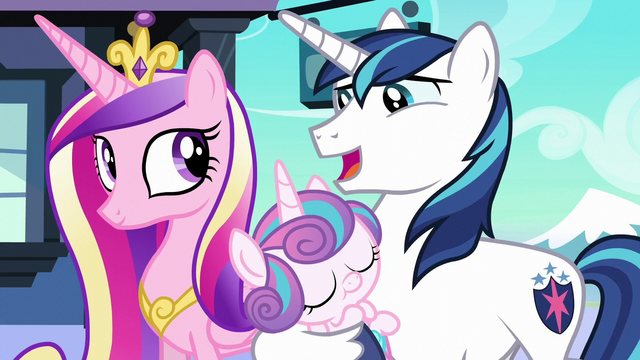 """File:Shining """"We have Sunburst to thank for that"""" S6E2.png"""