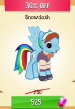 Snowdash MLP Gameloft