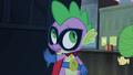 Spike '...hang back here doing nothing' S4E06.png