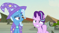 Starlight Glimmer in incomprehensible shock S7E17