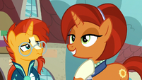 Stellar Flare proud of her development efforts S8E8