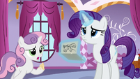 Sweetie Belle --what does it mean--- S6E15