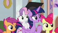 "Twilight ""Starlight has a place for you"" S8E12"