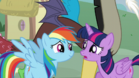 Twilight --What's going on here--- S5E22